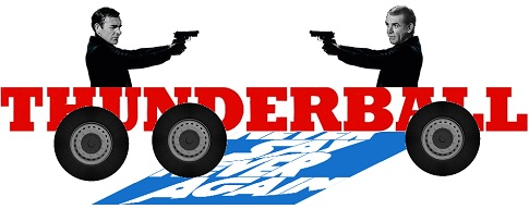 James Bond, Thunderball vs. Never Say Never Again