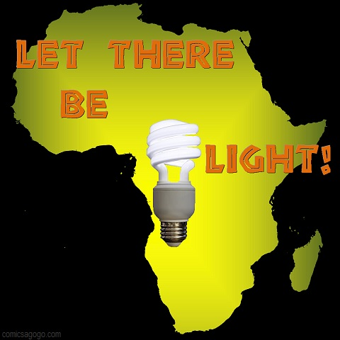 Electricity for Africa