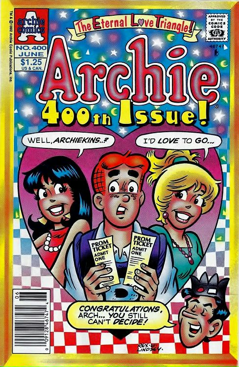 Archie 400th issue