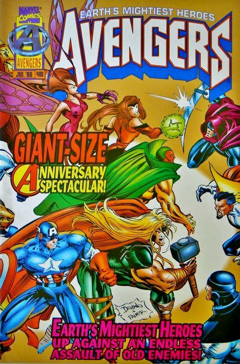 Avengers #400, Giant Size