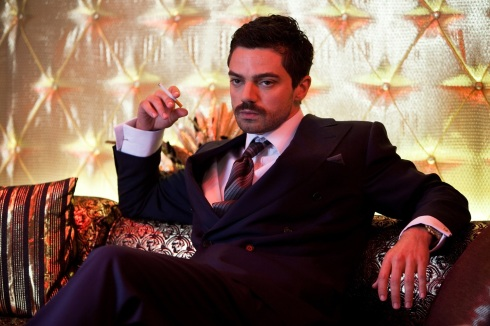 Dominic Cooper as Latif Yahia in The Devil's Double
