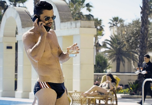 Dominic Cooper in The Devil's Double