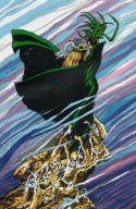Marvel Fanfare Pinup: Hela by Bret Blevins