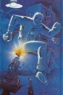 Marvel Fanfare Pinup: Iron Man by Ken Steacy
