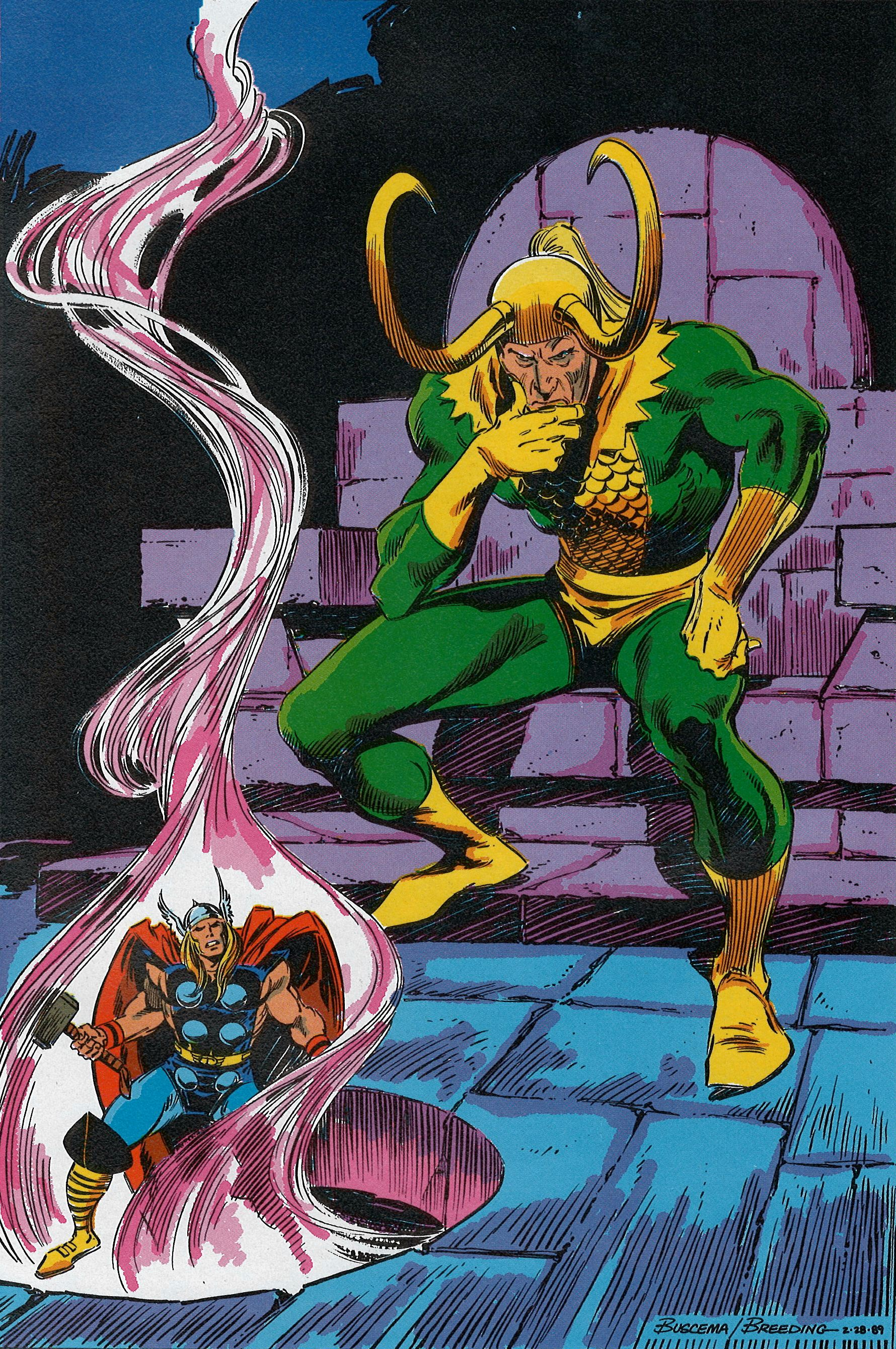 Loki Loki laufeyson Marvel