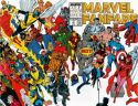 Marvel Fanfare Pinup: Marvel Fanfare Group cover by John Byrne