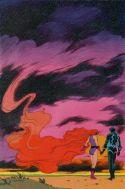Marvel Fanfare Pinup: Medusa and Black Bolt by Charles Vess