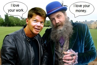A match made in Hell: Alan Moore and Rob Liefeld