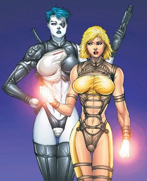 Rob Liefeld sex