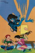 Marvel Fanfare Pinup: Shadowcat by Michael Kaluta