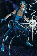 Marvel Fanfare Pinup: Storm by Barry Windsor Smith