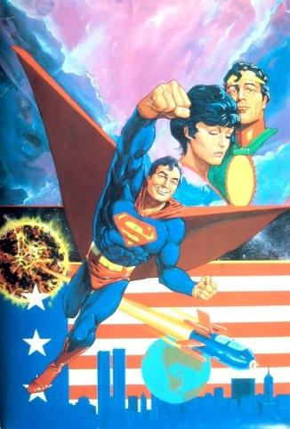 Cover art for Superman #400