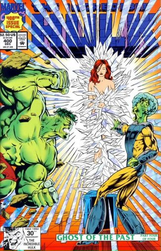 The Incredible Hulk #400: prism cover