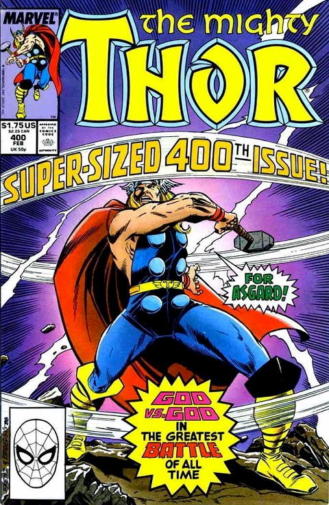 The Mighty Thor #400