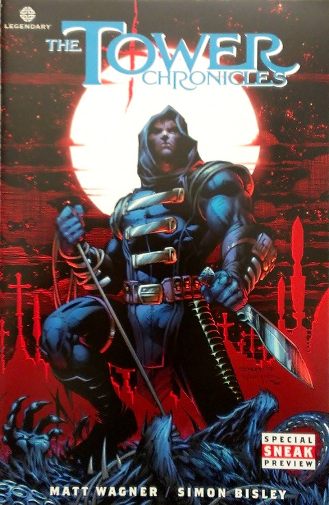 The Tower Chronicles by Matt Wagner and Simon BIsley, promo comic