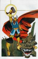 Marvel Fanfare Pinup: Thor by Walt Simonson