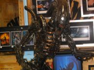 Alien Statue at Comic-Con