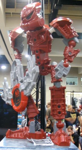 Bionicle at Comic-Con 2004