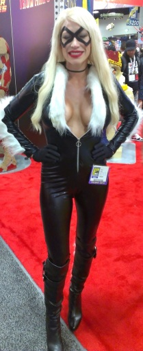 Black Cat boobs