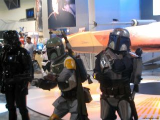 Comic Con Cosplay - Boba Fett