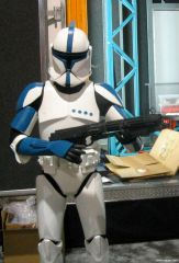 Comic Con Cosplay - Clone Trooper