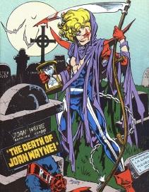 Femforce comic book #84
