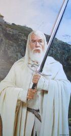 Gandalf at the Comic-Con
