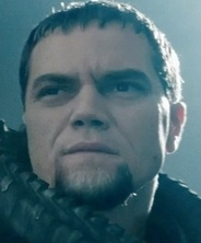 General Zod character from Man of Steel