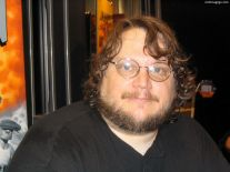 Guillermo del Toro at the Comic-Con