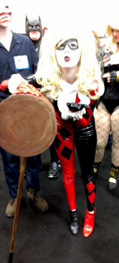 Crazy Sexy Harley Quinn