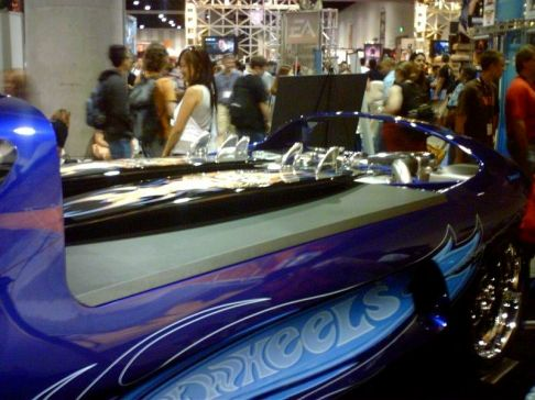 Comic-Con 2005 Hot Wheels Car 002