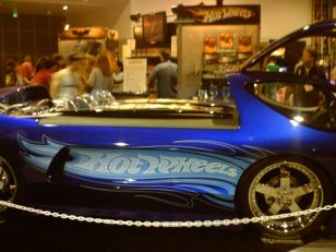 Comic-Con 2005 Hot Wheels Car 003