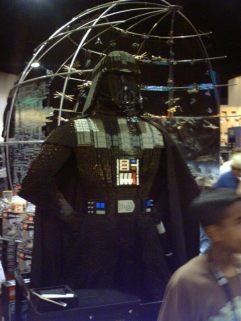 Comic-Con 2005 Lego Darth Vader