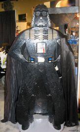 Lego Darth Vader at Comic-Con
