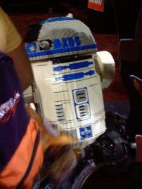 Comic-Con 2005 Lego R2D2