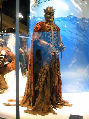 Comic Con Costume - King of the Dead, Lord of the Rings