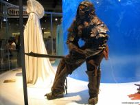 Comic Con Display - Orc from Lord of the Rings