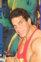 Lou Ferrigno at Comic-Con