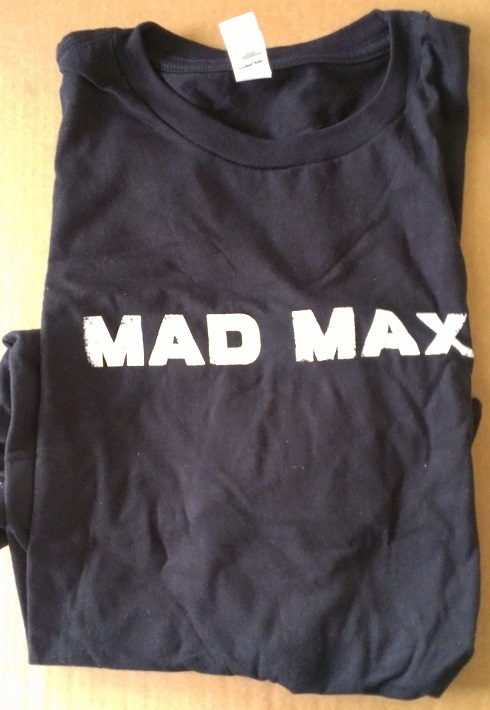 Mad Max Fury Road Promo T-Shirt