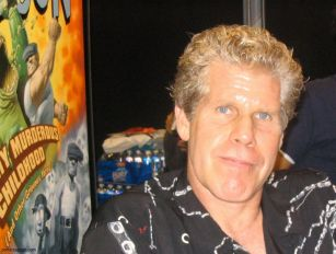 Comic Con, Ron Perlman