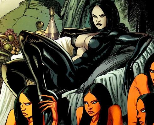 Satana and Female Demons, Marvel Comics Character