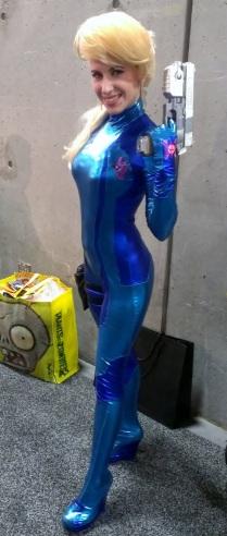 Skin tight costume