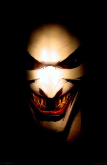 Joker Poster at Alex Ross
