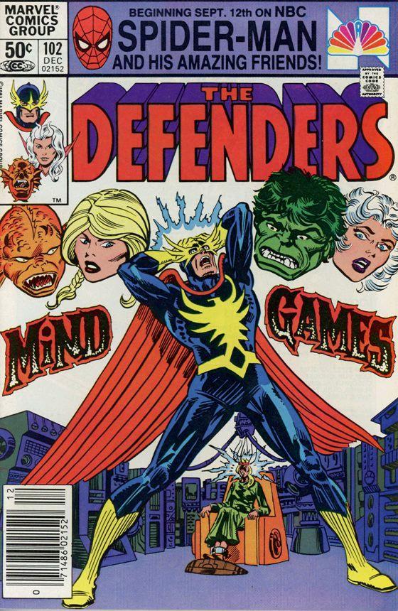 The Defenders (Marvel Comics) #102