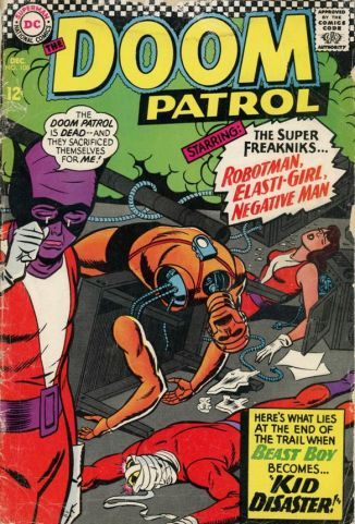 Doom Patrol #108