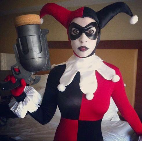 Harley Quinn Cosplayer, Vivid Vivka