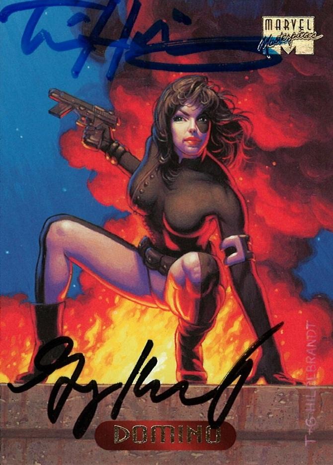 Marvel Masterpieces III, Hildebrandt Brothers (Domino)