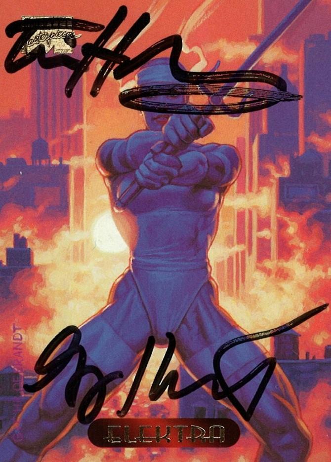 Marvel Masterpieces III, Hildebrandt Brothers (Elektra)