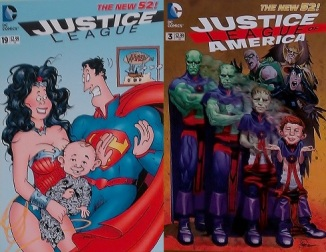 Justice League, the New 52 Spoof