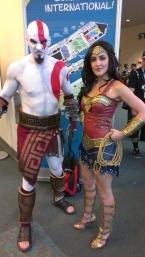 2013 San Diego Comic-Con Cosplayers